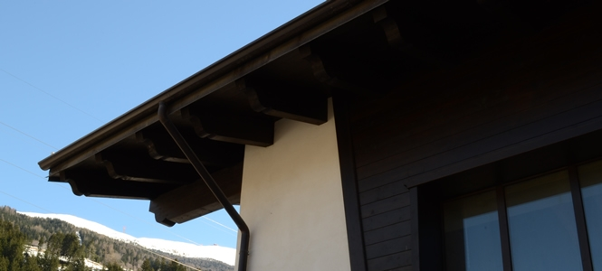 Rivestimenti esterni e balconi in legno - Rivestimenti balconi esterni ...